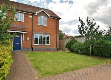 Thumbnail 3 bed property for sale in Lapwing Way, Barton-Upon-Humber