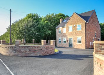 Thumbnail 4 bed detached house for sale in The Parks, Fleming Field, Shotton Colliery