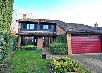 Thumbnail 4 bed detached house for sale in Sarek Park, West Hunsbury, Northampton