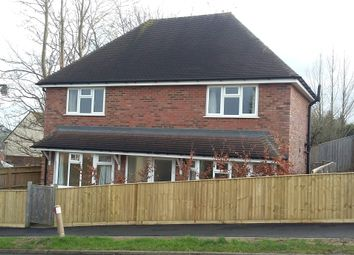 Thumbnail 3 bed detached house to rent in Bourne Road, Berkhamsted