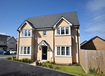 Thumbnail 3 bedroom detached house for sale in Pintail Close, Bude