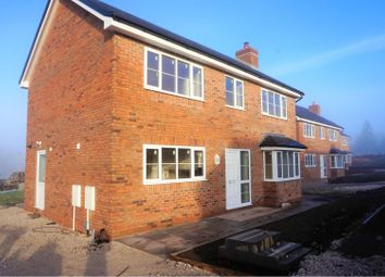 Thumbnail 4 bed detached house for sale in Chapel Close, Wetley Rocks
