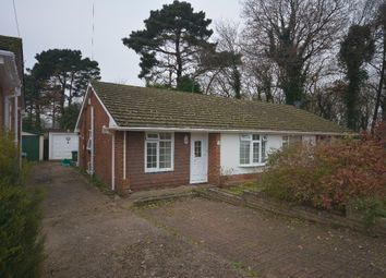 Thumbnail 2 bed bungalow to rent in St Helena Gardens, Townhill Park, Southampton