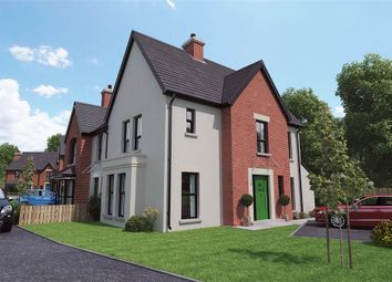 Thumbnail 3 bedroom semi-detached house for sale in 8, Royal Ascot Mews, Carryduff