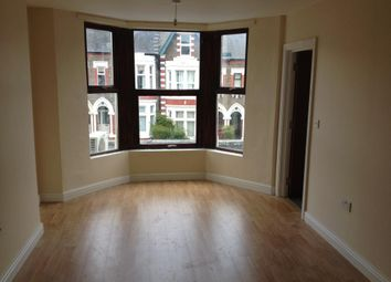 Thumbnail 1 bedroom flat to rent in Albany Road, Cardiff