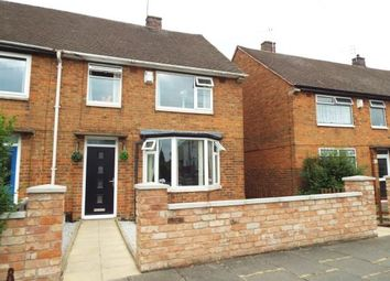 Thumbnail 3 bed semi-detached house for sale in Frolesworth Road, New Parks, Leicester, Leicestershire