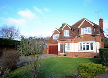 4 bed detached house for sale in Goldfinch Close, Aldershot, Hampshire GU11