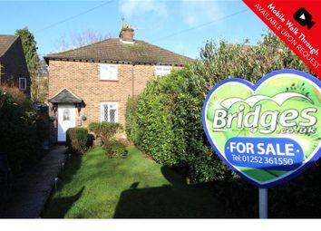 3 bed semi-detached house for sale in Alma Lane, Farnham, Surrey GU9