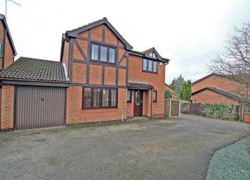 Thumbnail 4 bed detached house for sale in Breckhill Road, Woodthorpe, Nottingham