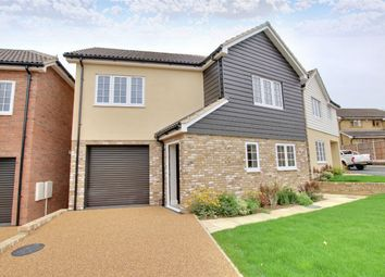 Thumbnail 3 bed detached house for sale in Doverfield, Goffs Oak, Herts