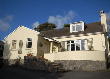 Thumbnail 4 bed detached bungalow for sale in Narberth Road, Tenby