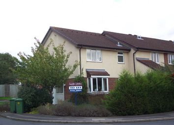 Thumbnail 1 bed end terrace house to rent in Angel Place, Foxley Fields, Binfield, Berkshire