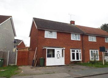 Thumbnail 3 bed semi-detached house for sale in Rippleside, Basildon