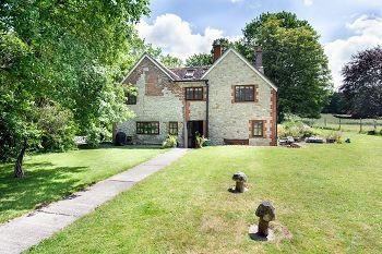 Thumbnail 5 bed detached house for sale in Unicorn Cottage, Heytesbury
