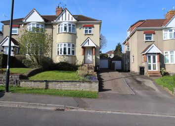 Thumbnail 3 bedroom semi-detached house for sale in Sturminster Road, Stockwood, Bristol