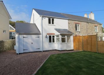 Thumbnail 3 bed property for sale in Gover Road, Trewoon, St. Austell