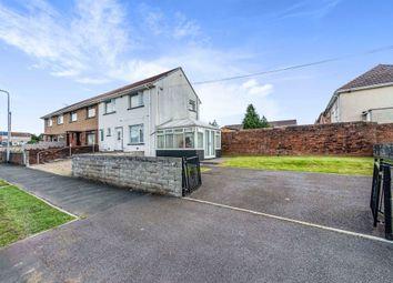 Thumbnail 3 bed end terrace house for sale in Heol-Y-Bryn, Sarn, Bridgend