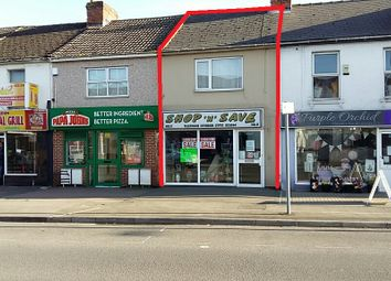 Thumbnail Retail premises for sale in Moredon Road, Swindon