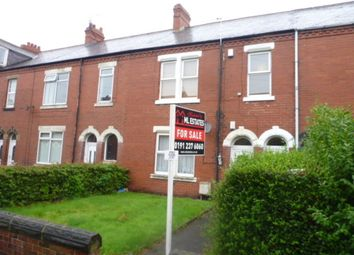 Thumbnail 3 bed flat for sale in Hayward Avenue, Seaton Delaval, Whitley Bay