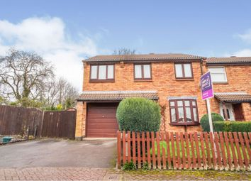 Thumbnail 4 bed semi-detached house for sale in Westfields, Barlestone