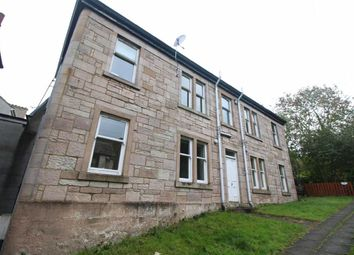 Thumbnail 1 bed flat for sale in Main Street, Inverkip, Greenock