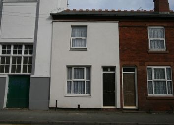 Thumbnail 3 bed town house for sale in Milton Street, Walsall