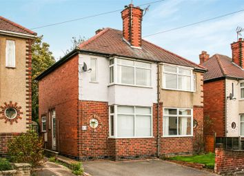 Thumbnail 2 bedroom semi-detached house to rent in Wilsthorpe Road, Chaddesden, Derby