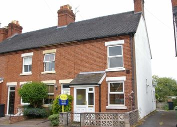 Thumbnail 2 bed end terrace house to rent in Frogmore Road, Market Drayton