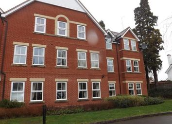Thumbnail 2 bedroom flat for sale in Cypress House, College Road, Bromsgrove