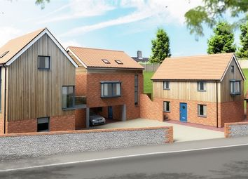 Thumbnail 4 bed link-detached house for sale in Roughton Road, Cromer