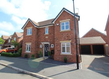 Thumbnail 4 bed detached house for sale in Bellerose Close, Coventry
