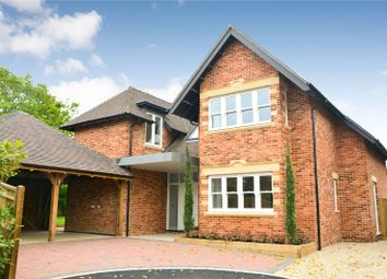 Thumbnail 4 bed detached house for sale in Fieldfare House, Vale View, Cumnor Hill, Oxford