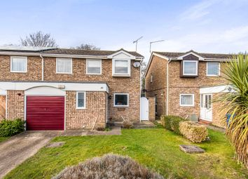 Thumbnail 4 bed semi-detached house for sale in Kelsey Close, Maidenhead