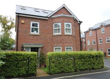 Thumbnail 5 bed detached house for sale in Besford Close, Manchester