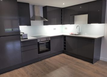 Thumbnail 2 bed flat to rent in Ladysmith Road, Enfield
