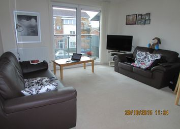 Thumbnail 1 bed flat to rent in Erebus Drive, Woolwich
