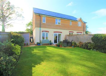 3 bed semi-detached house for sale in Heberton Close, Whimple, Exeter EX5
