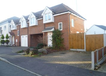 Thumbnail 1 bed semi-detached house to rent in Hambledines, Redhouse Pard