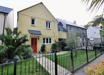 Thumbnail 4 bed detached house for sale in Manor Farm Road, Duporth, St. Austell