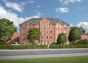 "Thumbnail 2 bed flat for sale in ""Moorbrook"" at Botley Road, Southampton"