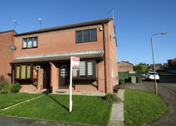 Thumbnail 2 bed semi-detached house to rent in Tansley Road, North Wingfield