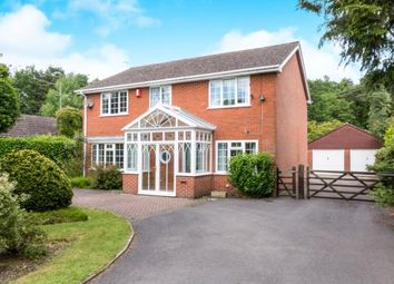 Thumbnail 4 bedroom detached house for sale in Silchester, Reading, Berkshire
