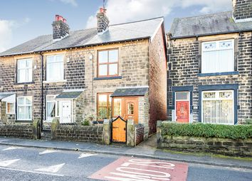 Thumbnail 3 bed terraced house for sale in The Wheel, Ecclesfield, Sheffield