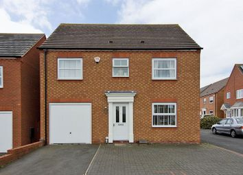 Thumbnail 4 bed detached house for sale in Crabtree Close, Lanesfield, Wolverhampton