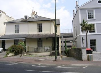 Thumbnail Commercial property for sale in 87 Abbey Road, Torquay, Devon