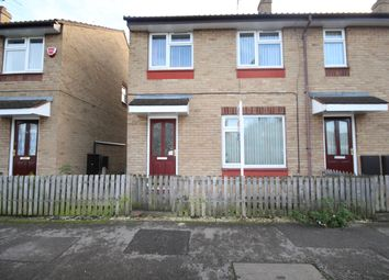 Thumbnail 3 bedroom end terrace house to rent in Selby Street, Hull