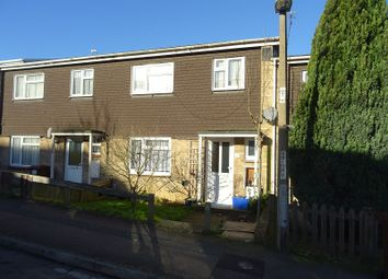Thumbnail 3 bed terraced house for sale in Holcombe Road, Chatham, Kent.