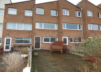 Thumbnail 4 bed terraced house to rent in Buckden Close, Thornton-Cleveleys