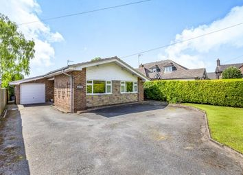 Thumbnail 2 bed bungalow for sale in Main Road, Betley, Crewe, Staffordshire