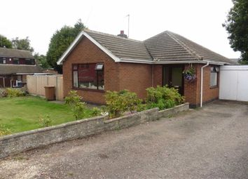 Thumbnail 3 bedroom detached bungalow for sale in Byron Street, Earl Shilton, Leicester